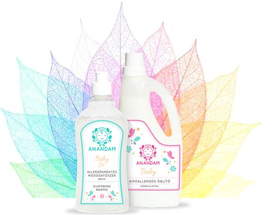 Allergénmentes termékek  kismamáknak, babáknak