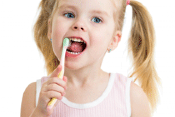 A babák és kisgyerekek fogápolása is fontos