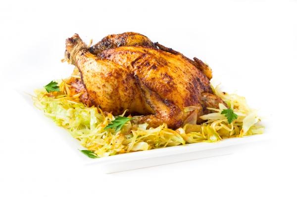 Aszalt szilvás-gesztenyés csirke