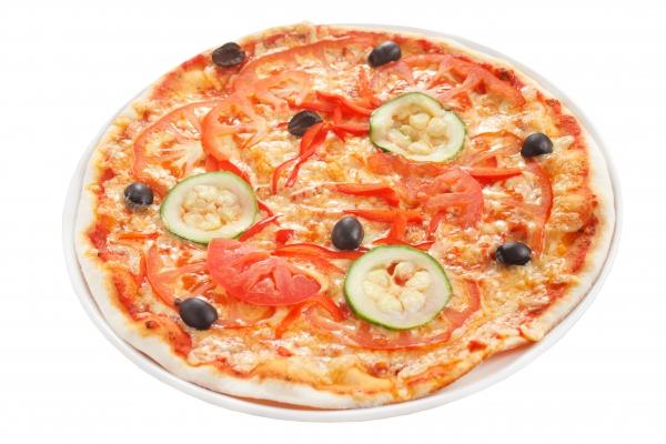 Cukkinis pizza
