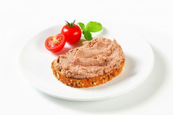 Pástétomos vega szendvics