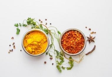 Currys-káposztás lencseleves