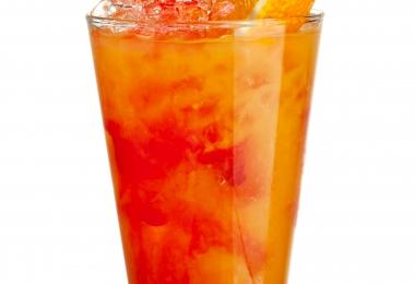 Ananászos narancskoktél