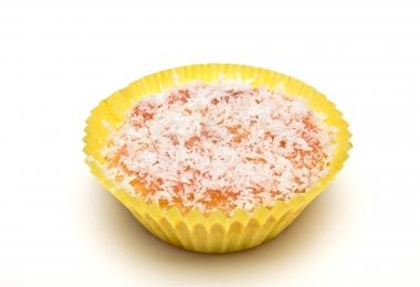 Kókuszos muffin