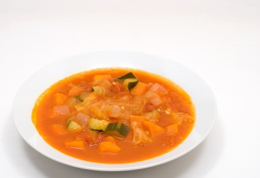 Zöldségleves olaszosan