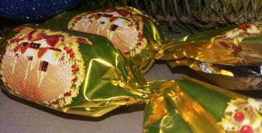 Házi mandulás- kókuszos szaloncukor