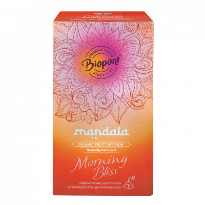 Mandala tea, Morning Bliss BIO 48 g