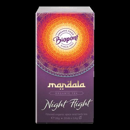 Mandala tea, Night Flight BIO 28 g