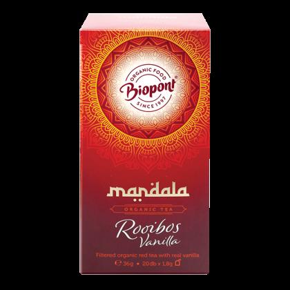 Mandala tea, Rooibos Vanília BIO 36 g