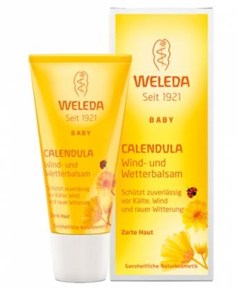 Weleda Calendula időjárás balzsam 30 ml