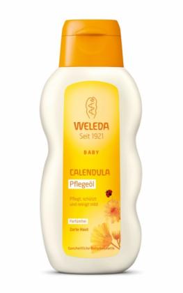 Weleda Calendula illatmentes ápoló olaj 200 ml