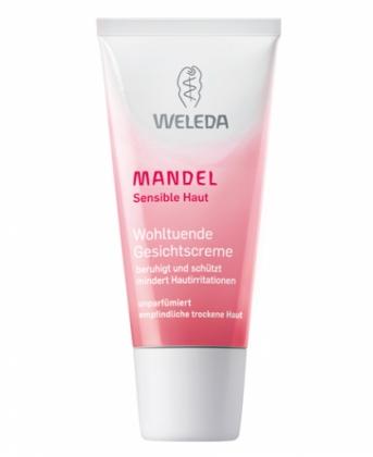 Weleda Mandula arckrém 30 ml