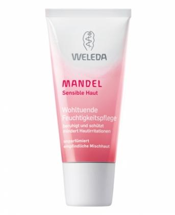Weleda Mandula hidratáló arcápoló krém 30 ml