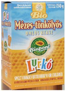Keksz mézes-tönkölyös BIO 150g
