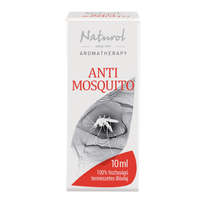 Anti Mosquito olaj 10 ml