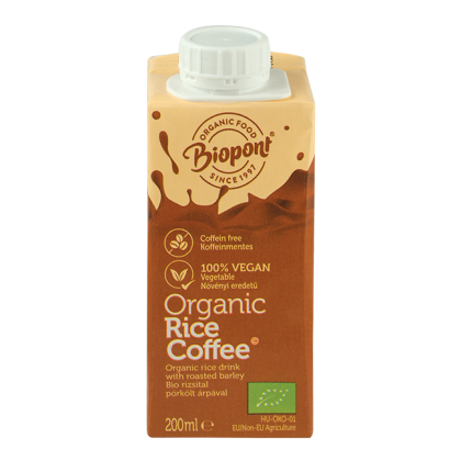 Rice coffee BIO 200 ml (Biopont)