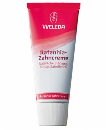 Weleda Ratanhia fogkrém 75 ml