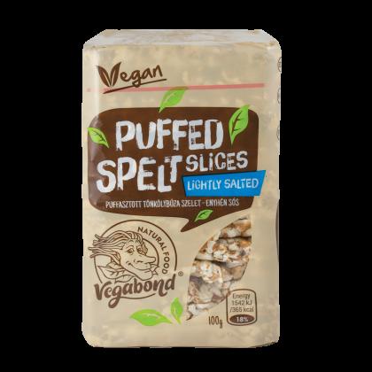Vegabond Puffasztott tönkölybúza szelet sós 100 g