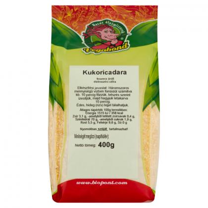 Vegabond Kukoricadara 400 g