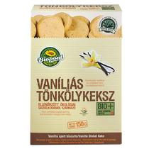 Keksz Tönköly, vaníliás BIO 150 g