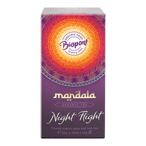 Mandala tea, Night Flight BIO 28 g