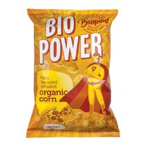 Extrudált kukorica, pizza ízesítéssel, gluténmentes BIO 70 g (BIO POWER)