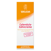 Weleda Calendula fogkrém 75 ml