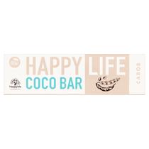 HAPPY LIFE COCO BAR - Karobos-kókuszos szelet BIO 40 g