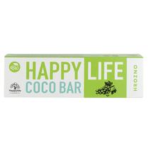 HAPPY LIFE COCO BAR - Mazsolás-kókuszos szelet BIO 40 g