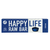 HAPPY LIFE RAW BAR - Chiamagos szelet BIO 42 g