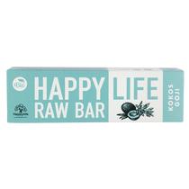 HAPPY LIFE RAW BAR - Kókuszos goji bogyós szelet BIO 42 g