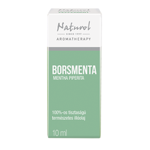 Borsmenta olaj 10 ml