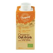 Zabital vanília ízű BIO 200 ml (Biopont)