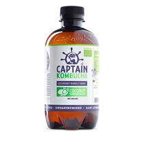 Kombucha Élőflórás ital, kókuszos ízesítéssel BIO 400 ml