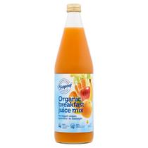 Reggeli vegyes gyümölcslé répalével BIO 750 ml