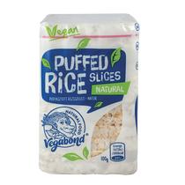 Vegabond Puffasztott rizs szelet natúr 100 g
